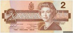 2 Dollars CANADA  1986 P.094b TTB+