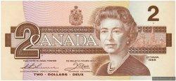 2 Dollars CANADA  1986 P.094b SUP