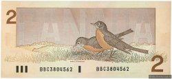 2 Dollars CANADA  1986 P.094b NEUF