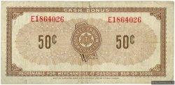 50 Cents CANADA  1961 P.- TB