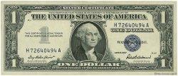 1 Dollar ÉTATS-UNIS DAMÉRIQUE  1957 P.419 pr.SUP
