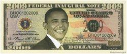 2009 Dollars ÉTATS-UNIS D