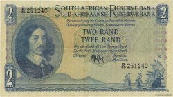 2 Rand AFRIQUE DU SUD  1962 P.104a TTB
