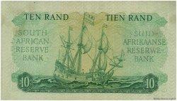 10 Rand AFRIQUE DU SUD  1962 P.107b TTB+