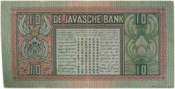 10 Gulden INDES NEERLANDAISES  1937 P.079b TTB+