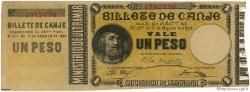 1 Peso PORTO RICO  1895 P.07a SPL