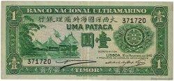 1 Pataca TIMOR  1945 P.16 TTB+