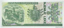 1000 Leke ALBANIE  1996 P.61c pr.NEUF