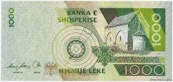 1000 Leke ALBANIE  2007 P.69b NEUF
