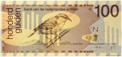 100 Gulden ANTILLES NÉERLANDAISES  2008 P.31e NEUF