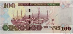 100 Riyals ARABIE SAOUDITE  2007 P.36 pr.NEUF