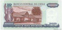10000 Pesos CHILI  2008 P.157d NEUF