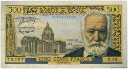 500 Francs VICTOR HUGO FRANCE  1954 F.35.03 TB+