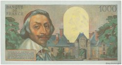 1000 Francs RICHELIEU FRANCE  1956 F.42.20 SUP+