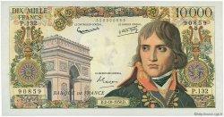 10000 Francs BONAPARTE FRANCE  1958 F.51.13 TTB+