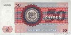50 Zaïres ZAÏRE  1980 P.25b NEUF