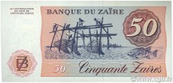 50 Zaïres ZAÏRE  1985 P.28b NEUF