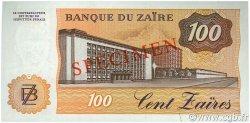 100 Zaïres ZAÏRE  1983 P.29s2 NEUF