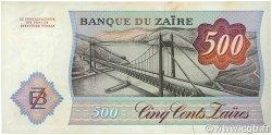 500 Zaïres ZAÏRE  1985 P.30b SPL
