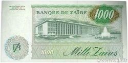 1000 Zaïres ZAÏRE  1985 P.31a NEUF