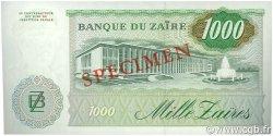 1000 Zaïres ZAÏRE  1985 P.31s NEUF