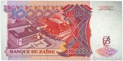 10000 Zaïres ZAÏRE  1989 P.38s NEUF