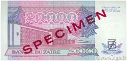 20000 Zaïres ZAÏRE  1991 P.39s pr.NEUF