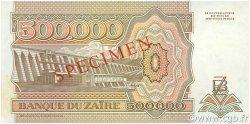 500000 Zaïres ZAÏRE  1992 P.43s NEUF