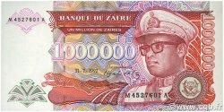 1000000 Zaïres ZAÏRE  1992 P.44a NEUF