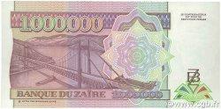 1000000 Zaïres ZAÏRE  1993 P.45b SPL
