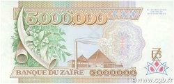 5000000 Zaïres ZAÏRE  1992 P.46a NEUF