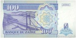 100 Nouveaux Zaïres ZAÏRE  1993 P.58a SPL