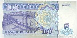 100 Nouveaux Zaïres ZAÏRE  1993 P.58a NEUF