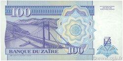 100 Nouveaux Zaïres ZAÏRE  1994 P.58b NEUF