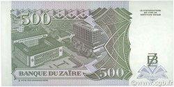 500 Nouveaux Zaïres ZAÏRE  1994 P.63a NEUF