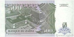 500 Nouveaux Zaïres ZAÏRE  1994 P.64a NEUF