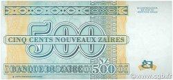 500 Nouveaux Zaïres ZAÏRE  1995 P.65a NEUF