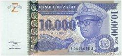 10000 Nouveaux Zaïres ZAÏRE  1995 P.71 NEUF