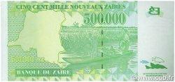 500000 Nouveaux Zaïres ZAÏRE  1996 P.78a NEUF