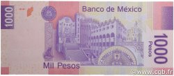 1000 Pesos MEXIQUE  2007 P.127b NEUF