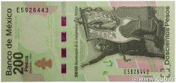 200 Pesos MEXIQUE  2008 P.129 NEUF