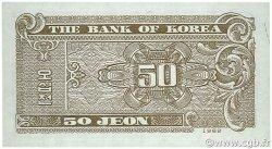 50 Jeon CORÉE DU SUD  1962 P.29a NEUF