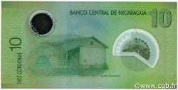 10 Cordobas NICARAGUA  2007 P.201 NEUF