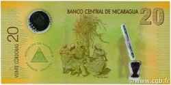 20 Cordobas NICARAGUA  2007 P.202 NEUF
