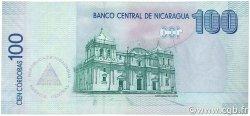 100 Cordobas NICARAGUA  2007 P.204 pr.NEUF