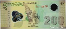 200 Cordobas NICARAGUA  2007 P.205a NEUF