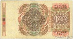 100 Kroner NORVÈGE  1979 P.41b TB+