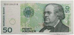 50 Kroner NORVÈGE  2005 P.46c NEUF