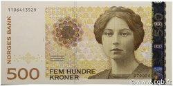 500 Kroner NORVÈGE  2005 P.51d NEUF