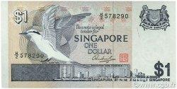 1 Dollar SINGAPOUR  1976 P.09 pr.NEUF